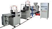 华瑞SJRM-40平吹PVC热收缩膜吹膜机