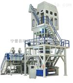 3CMJ-1200/B三层共挤POF热收缩膜吹膜机组