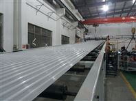 PE T-GRIP 水泥内衬排水板生产线