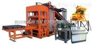 昌都4-20A型水泥砌块成型机价格,全自动水泥垫块机,新型高铁静压垫块机