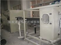 張家港市華德機械PVC上水管塑料管材擠出機生產線
