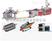 供应塑料单壁波纹管生产线