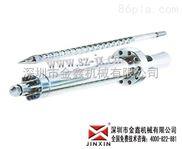 江苏吹膜机双螺杆厂家/立式注塑机螺杆价格*金鑫超值优惠