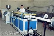 預應力竹節塑料波紋管生產線管材設備