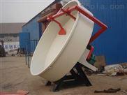 厂家直销有机肥生产使用圆盘造粒机
