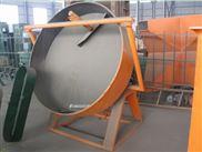 厂家直供小型实验室高校使用圆盘造粒机设备