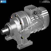 微型摆线针轮减速机WB120摆线针轮减速机
