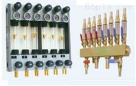 注塑机水流分布器  分水排  分流器  水路分流控制器 精密型水排