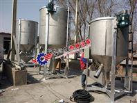 塑料颗粒立式搅拌机 2000KG聚乙烯混合机