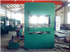 鑫城100T强制开模全自动平板硫化机