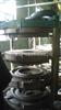 YLL-1000KN鑫城100T橡胶外胎硫化机